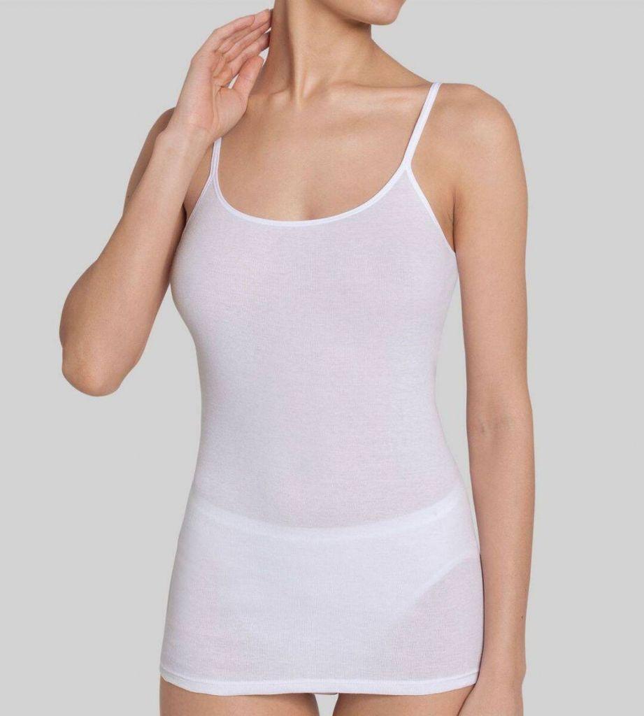 Triumph Katia Basics Shirt01 alb 1