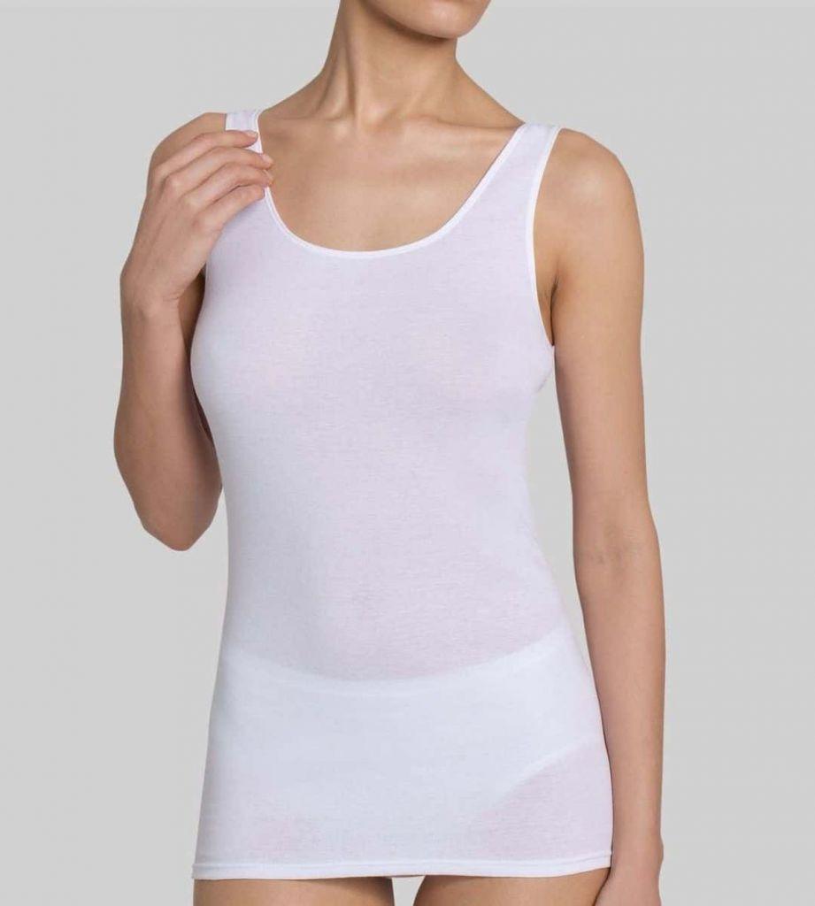 Triumph Katia Basics Shirt02 alb 1