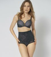 Triumph Wild Rose Sensation Highwaist Panty Negru 3