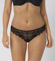 Triumph Tempting Lace Brazilian String Negru 5