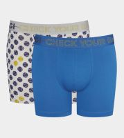 Sloggi men Go Movember Short C2P – Set 2 bucati