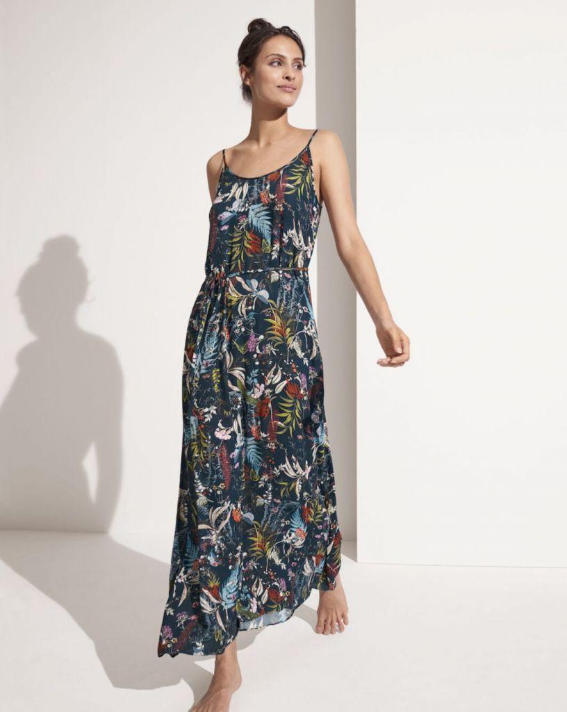 Triumph Botanical Leaf Dress 04 M008 3