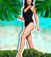 Sloggi women Shore Mili Atoll One Piece Negru 3