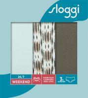 Sloggi 247 Weekend Hipster C3P M025 5