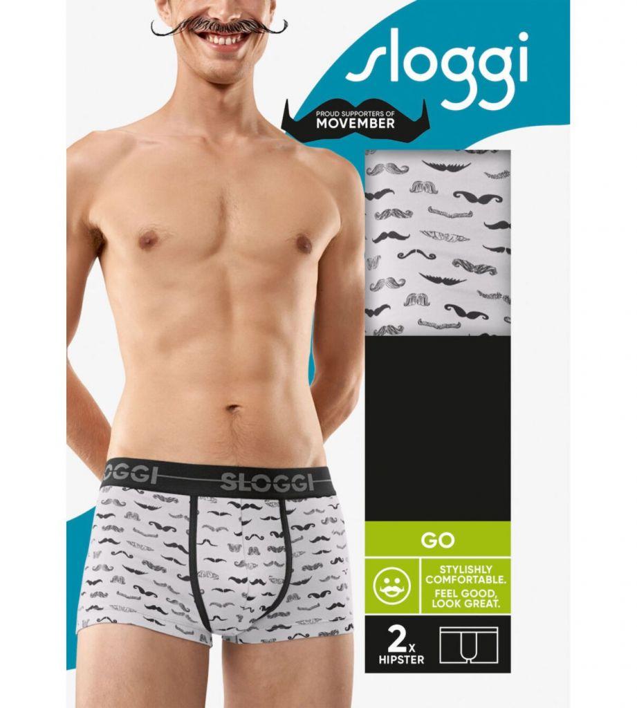 Sloggi men Go Movember Hipster C2P M013 5