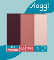 Sloggi 247 Weekend Tai C3P M020 5