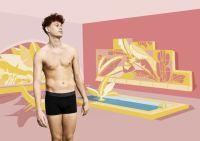 Sloggi men Body Adapt Hipster Negru 7
