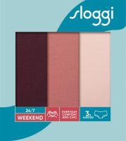 Sloggi 247 Weekend Hipster C3P M020 2
