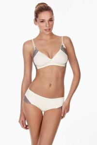 Triumph Mamabel Cotton P alb3e