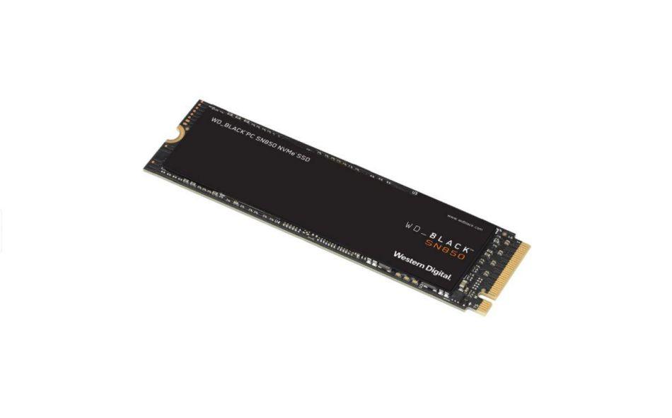 WD SSD 2TB BLACK NVME WDS200T1X0E
