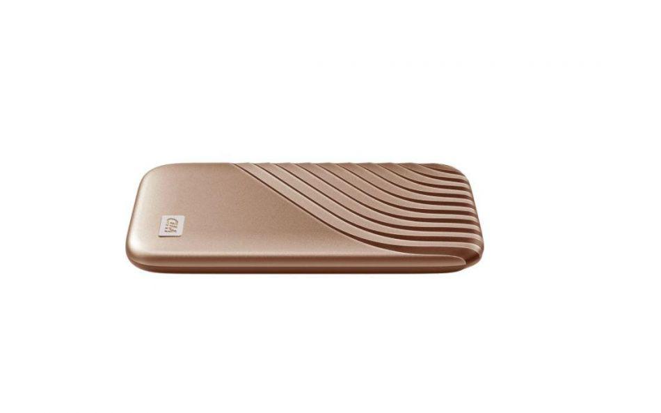 SSD 1TB WD 2.5 MY PASSPORT 3.2 GOLD