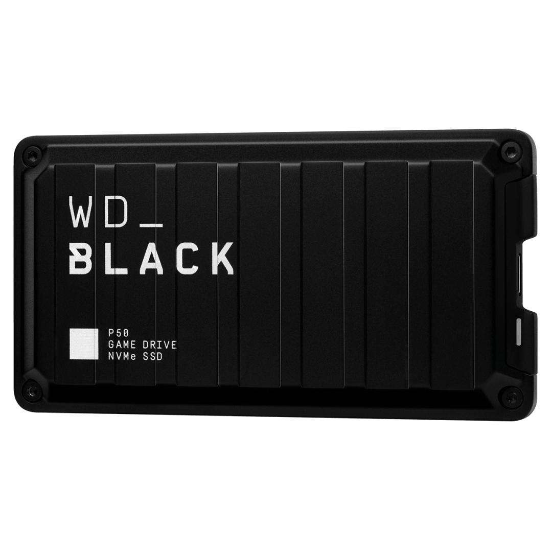 WD SSD EXT 500GB BLACK M.2