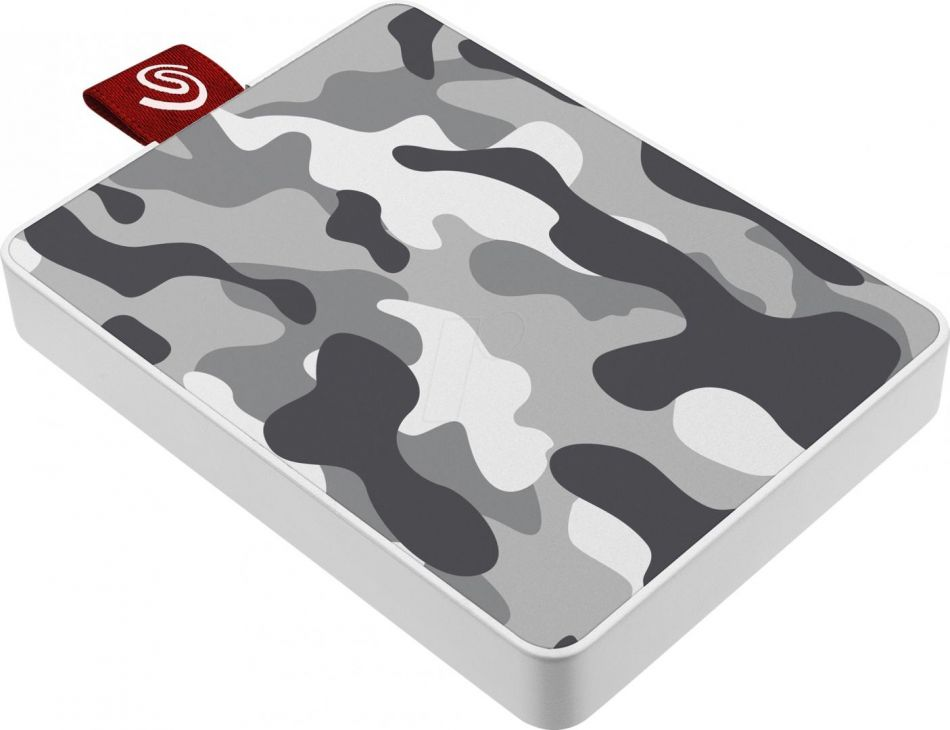 SG EXT SSD 500GB USB 3.0 ONE TOUCH CAMO