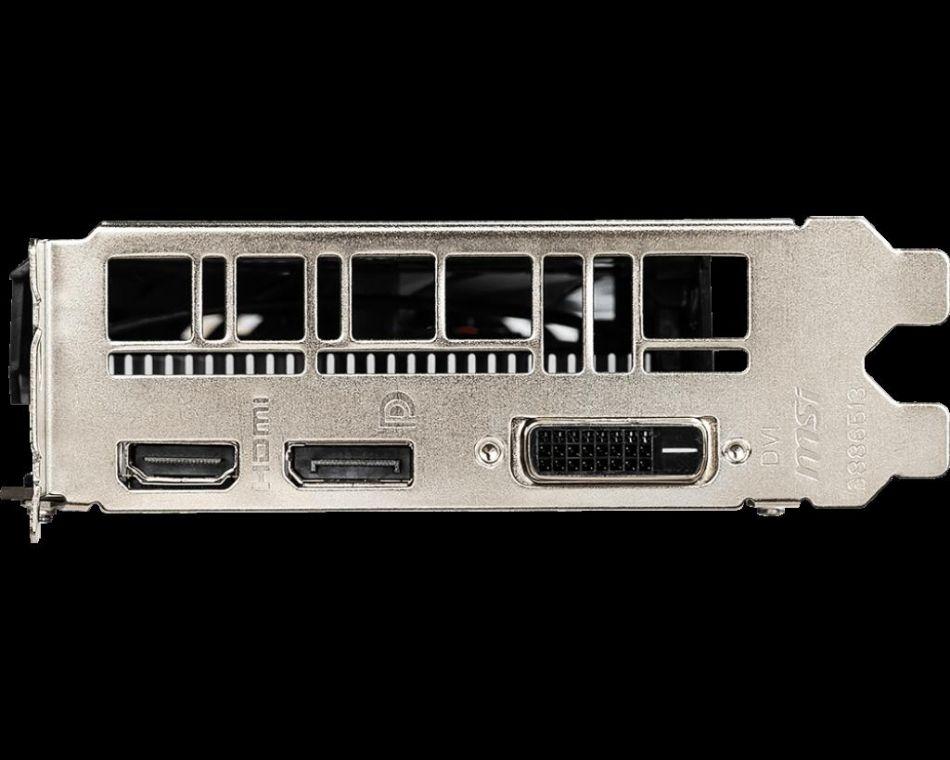 VGA MSI GEFORCE GTX1650 AERO ITX 4G OC