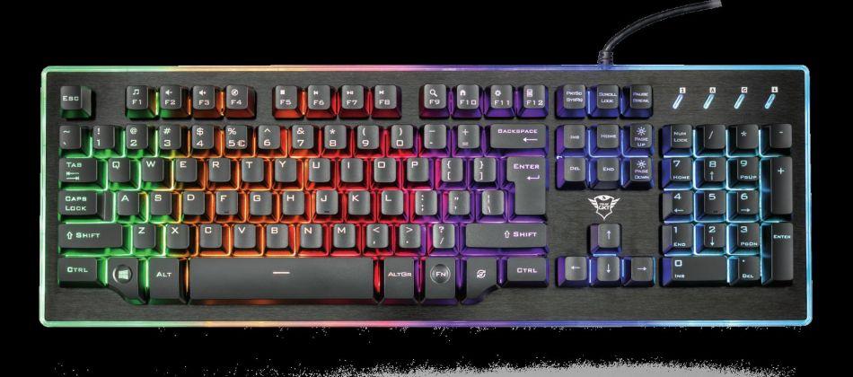 Trust GXT 860 Thura Semi-mechanical Key