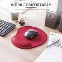 Trust BigFoot Mouse Pad - red