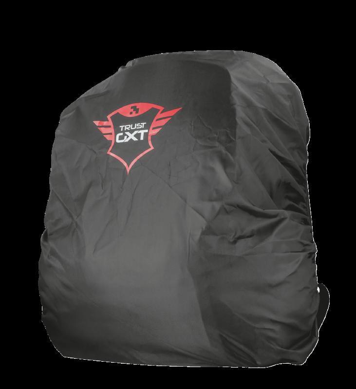 Trust GXT1250 Hunter Backpack Black 17.3