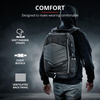 Trust GXT 1255 Outlaw Backpack Black 15