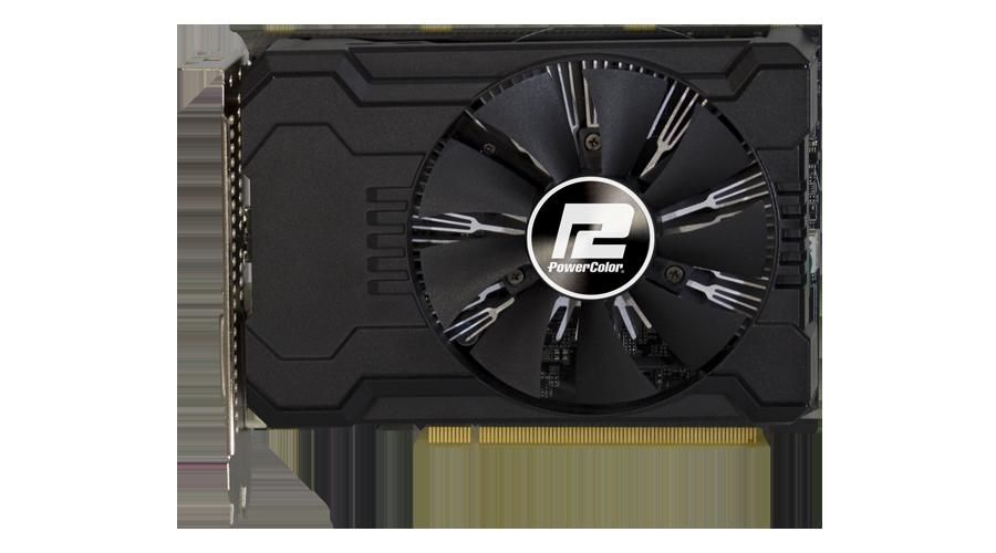 VGA PW Red Dragon Radeon RX 550 OC 2G V3