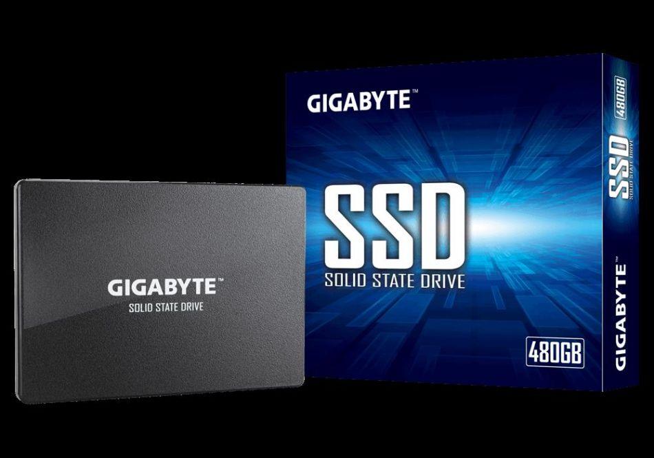 GIGABYTE SSD 480GB 2.5