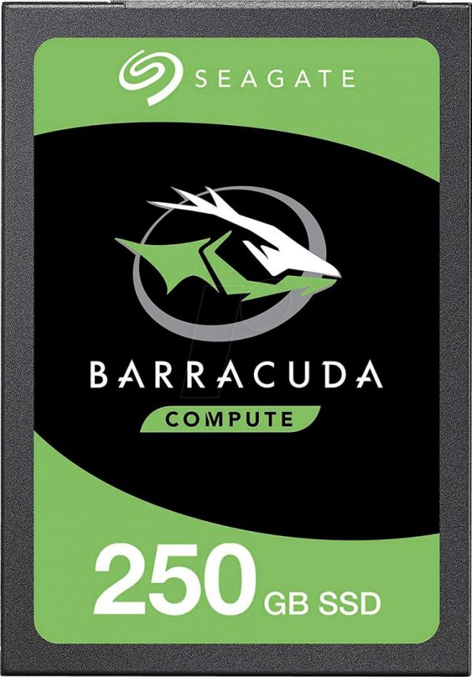 SG SSD 250GB 2.5 SATA III BARRACUDA