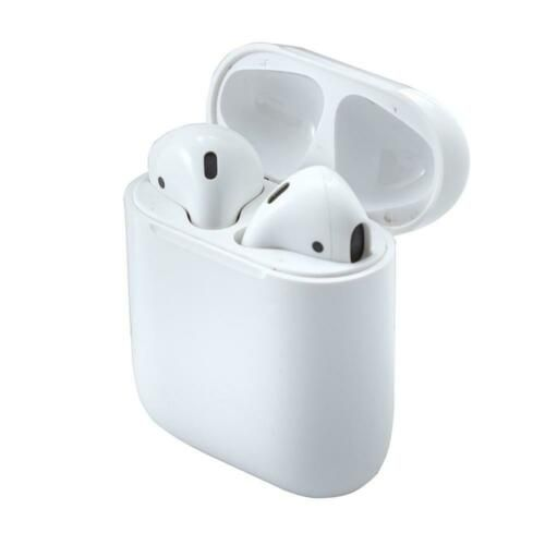 APPLE AIRPODS2 WITH CHARGING CASE WHITE