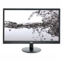 Monitor 21.5' AOC E2270SWN, FHD 1920*1080, TN, 16:9, WLED, 5 ms, 200cd/m2, 90/65, 20M:1/ 700:1, VGA