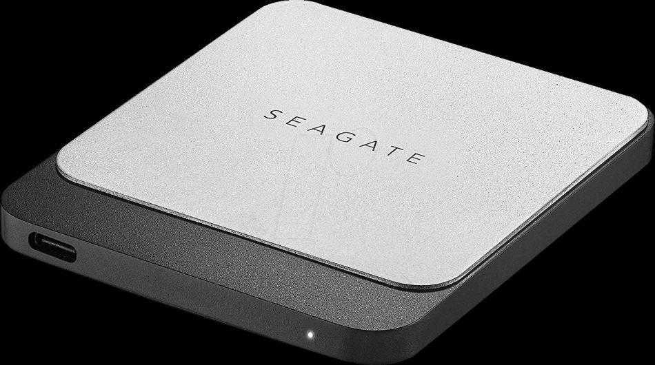 SG EXT SSD 500GB SSD FAST BK