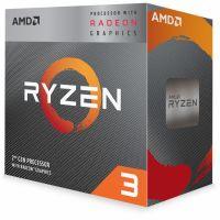 AMD CPU RYZEN 3 3200G YD3200C5FHBOX