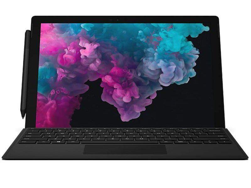 Surface PRO 6 256GB i7 8GB BLACK