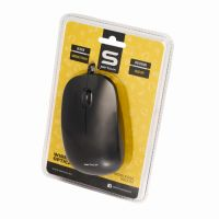 MOUSE SERIOUX WIRED 9800MBK