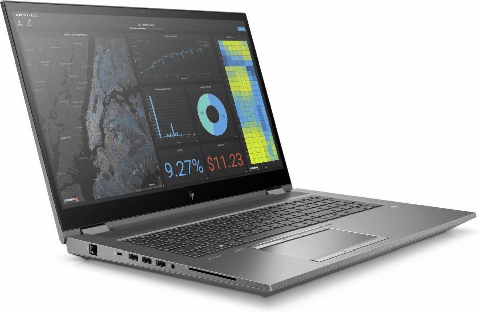 HP ZB17 G7 I7-10750H 32 1TB T2000-4 W10P