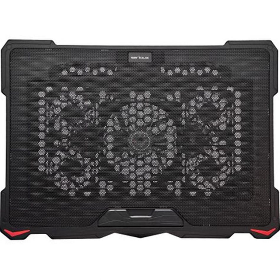 LAPTOP COOLING PAD NCP035, USB, 10-17