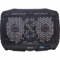 LAPTOP COOLING PAD NCP025, USB, 10-17