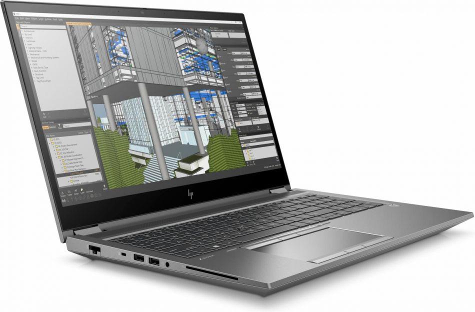 HP ZB15 G7 I7-10750H 32 1TB T2000-4 W10P
