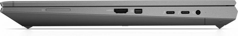 HP ZB15 G7 I7-10750H 16 512 T1000-4 W10P