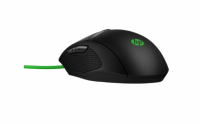 HP 300 PAV Gaming GRNCable Mouse