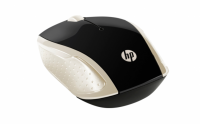 HP 200 Silk Gold Wireless Mouse