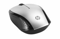 HP 200 Pk Silver Wireless Mouse