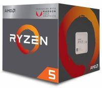 AMD CPU RYZEN 5 2400G YD2400C5FBBOX