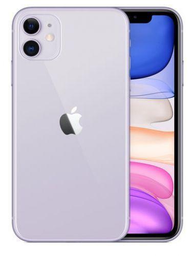 APPLE IPHONE 11 6.1' 4GB 64GB Purple (no adapter & headphones)