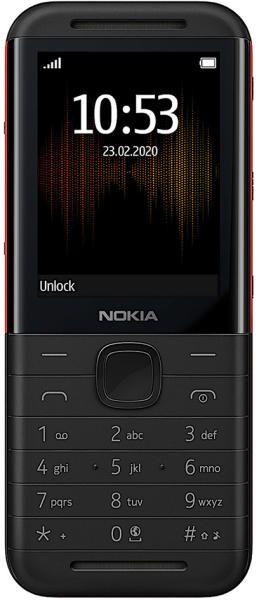 Nokia 5310 Dual SIM 2020 display QVGA 2.4″ VGA (0.3 MP) cu blit; Li-Ion 1200 mAh