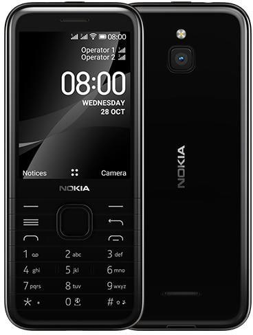 Nokia 8000 4G Dual SIM 2.8' 4GB