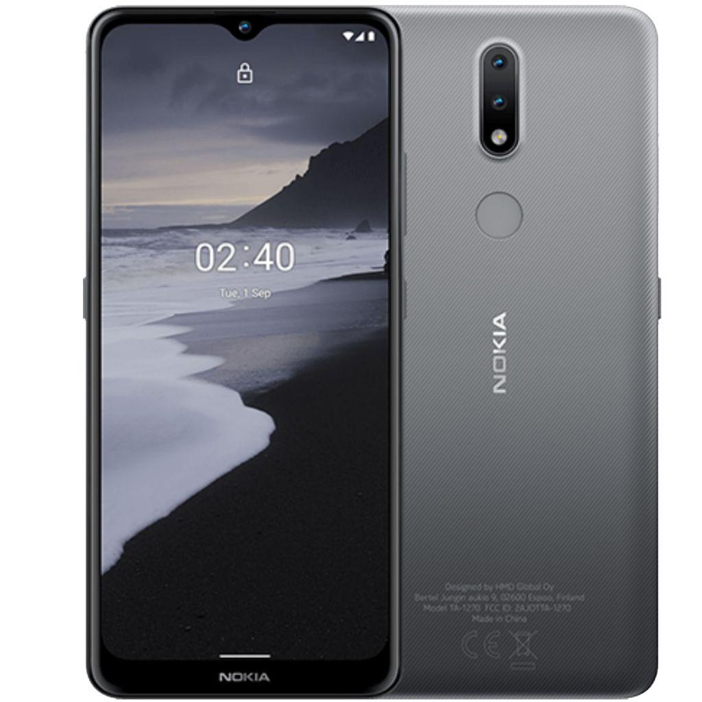 Nokia 2.4 Dual SIM 6.5' 32/2GB 4500 mAh Grey