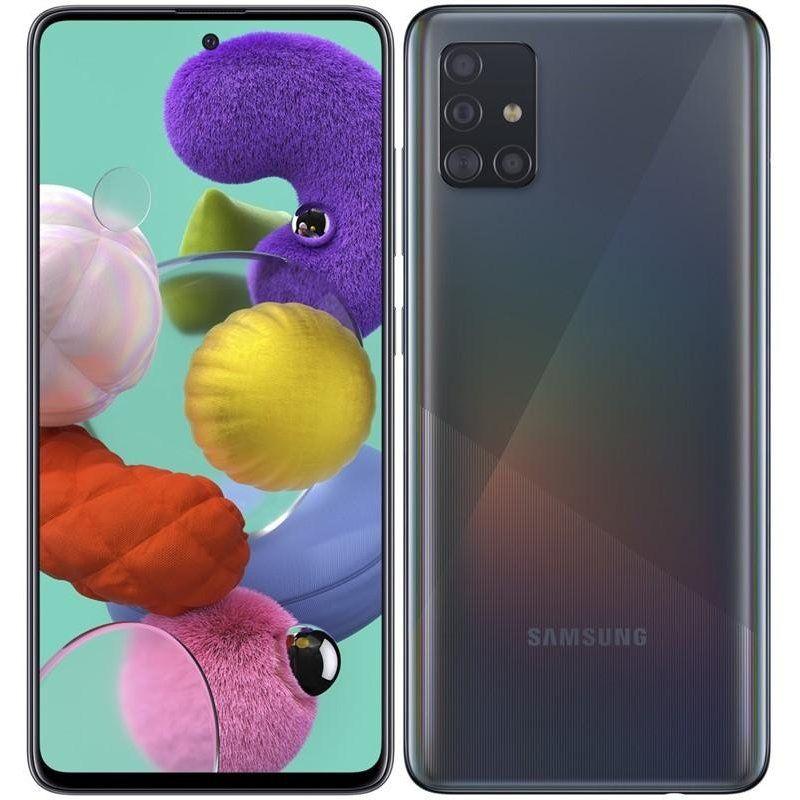 SAMSUNG Galaxy A51 (A515) Dual SIM 128/4GB Prism Crush Black