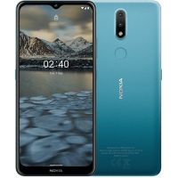 Nokia 2.4 Dual SIM 6.5' 32/2GB 4500 mAh Blue