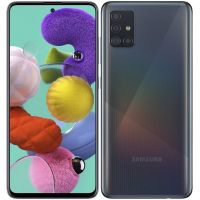 SAMSUNG Galaxy A51 (A515) Dual SIM 128/4GB Prism Crush Black