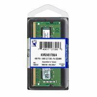 KS SODIMM DDR4 4GB 2400 KVR24S17S6/4