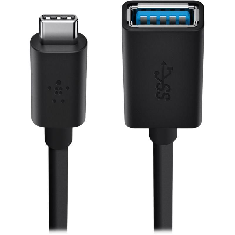 BELKIN CABLE 3.0 USB-C TO USB-A ADAPTER