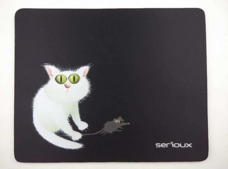 MOUSE PAD SERIOUX MSP02